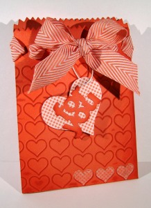 Happy Heart Mini Treat Bag
