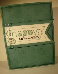Happy Age Awareness Day