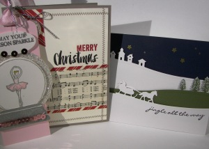 Final Holiday Card Swaps