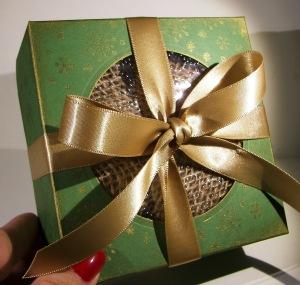 Garden Green Gift Box