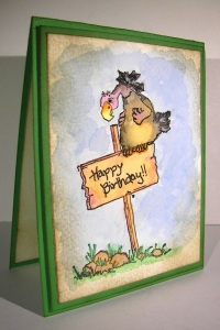 Birthday Buzzard Gift Set